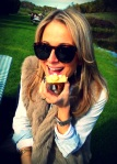 I love my celine sunglasses so chic :)